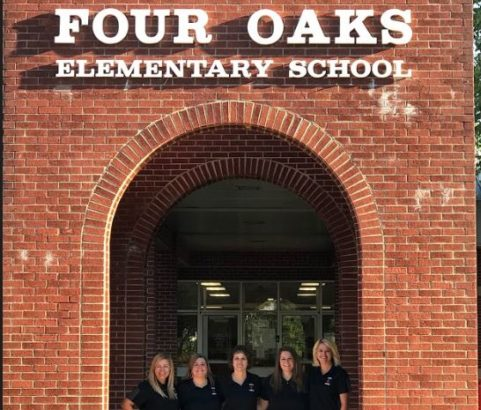 Four Oaks Elementary School