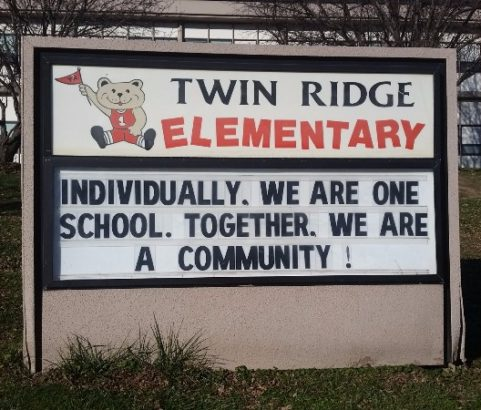 Twin Ridge Elementary School